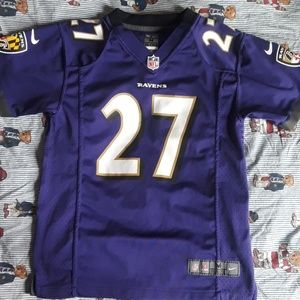 NIKE Baltimore Ravens Youth Jersey Sz M
